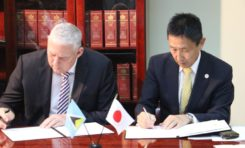 Citing Climate Change Prime Minister Outlines Immense Significance of Japanese Grant for Bridges