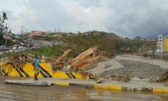 Islands join forces in Maria recovery efforts