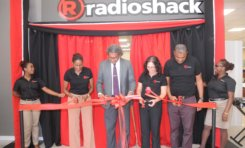 Courts Opens RadioShack in Saint Lucia