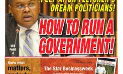 The STAR Newspaper For Saturday September 16, 2017