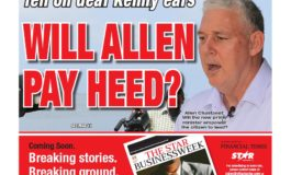 The STAR Newspaper For Saturday September 2, 2017