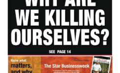 The STAR Newspaper For Saturday September 23, 2017