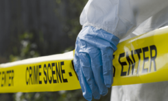 Suspected Suicide at Trouya, Gros Islet