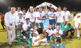 Vieux Fort South Retain Blackheart Football Title