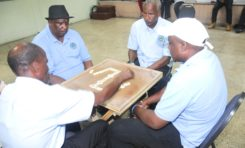 First Annual Domino Competition for Taxi Drivers