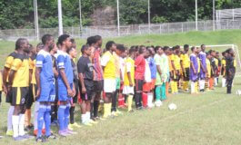 "Gros Islet District Rep ""Spider Cup"" Competition"