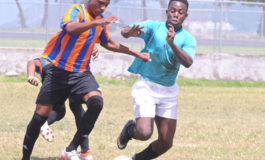 Hat tricks in Castries in CFC Youth League