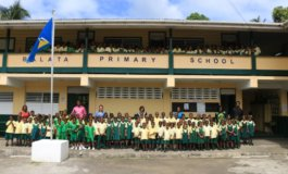 Sandals Guests Rehabilitate Balata School Bathroom in $16,000 Undertaking