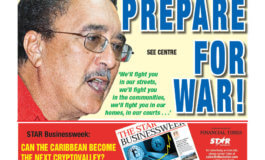 The STAR Newspaper For Saturday October 14th 2017