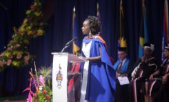 Strengthening the Regional Identity As told by Valedictorian Rhyesa Joseph