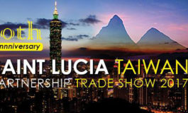 10TH ANNUAL SAINT LUCIA-TAIWAN PARTNERSHIP TRADE SHOW