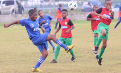 Goals galore in Castries Youth League