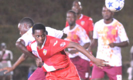 Gros Islet District Representative Football Competition Results