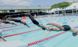 OECS Swim Championship Underway