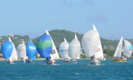 All Sails Hoisted For Mango Bowl Regatta