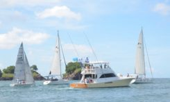 "ARC Flotilla ""Sail Off"" Sunday"