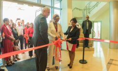 "PRIME MINISTER DECLARES DIGICEL'S  SAINT LUCIA HUB ""OPEN FOR BUSINESS'"