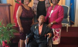 Kenty Pamphile's Golden Heart Receives British Empire Medal