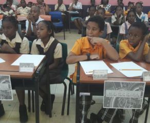 District Two Schools Observe Mathematics Month With Grand Maths Competition