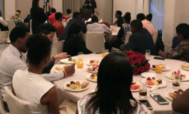 Prime Minister Holds Dialogue With Saint Lucian Students in Taiwan