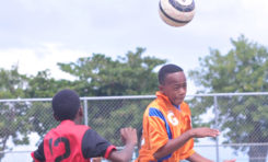 Youth Teams Jostling For Qualifying Positions