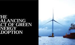 The Balancing Act of Green Energy Adoption