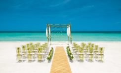SANDALS RESORTS INSPIRES BRIDES AND GROOM