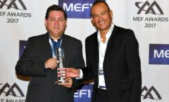 C&W Networks Wins MEF Excellence Award