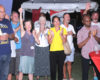 ARC + participants celebrated at welcome cocktail and prize giving