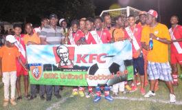 KFC – GMC Champions of Spider Cup
