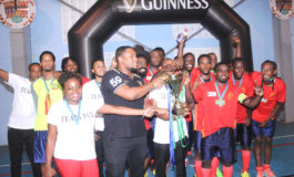 New Champions Crowned In Corporate Warfare Commercial Futsal
