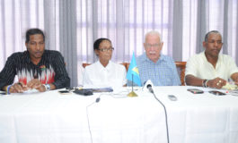 Caribbean Development Boxing Champions Underway