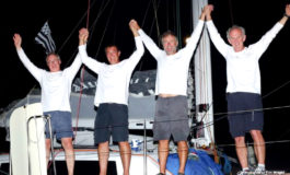 Saint Lucia welcomes the first ARC arrival – Guyader Gastronomie