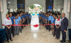 Sandals Royal Barbados Opens