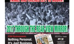 The STAR Newspaper For Saturday December 30th 2017