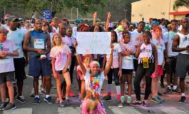 CDGC Director Welcomes fourth DASH Color Fun Run, Encourages More Corporate Community Support