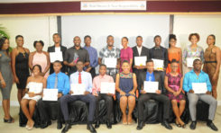 Elite Track and Field Club honored their best