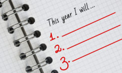 New Year and those Pesky Resolutions