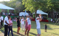 A Sunday Lime; Food & Rum Festival