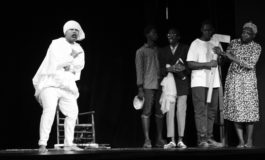 'Ti Jean and His Brothers' School's Play