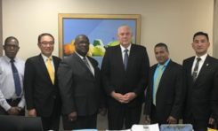Taiwanese Construction delegation visit Saint Lucia for further cooperation