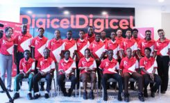 Launch of the Digicel Daren Sammy Cricket Academy