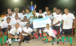 Gros Islet and Soufriere for Caribbean Alliance Gold Cup
