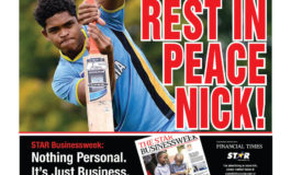 The STAR Newspaper For Saturday February 10th 2018