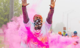Independence Colour Run DASHes to VF and Constitution Park ahead of February 25 Take-Off