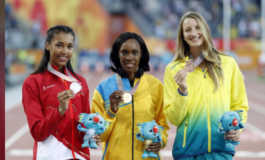 Gold Coast and Gold medal for Spencer at Commonwealth Games