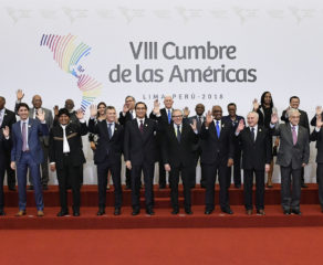 Saint Lucia PM takes Stand against Corruption at Summit of the Americas