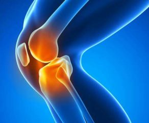 The Knee: Effects of Ageing