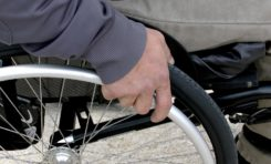 Persons with disabilities recognized as equal members of society