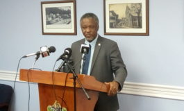 National Security Minister and Commissioner of Police  Condemn Threats